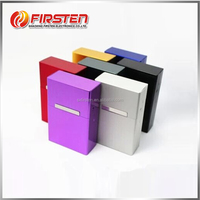 New Design Customized Top Quality metal cigarette case