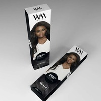 Premium Quality Hair Extension Packaging Box, CUSTOM MADE to Your Dimensions, in a Variety of Sizes, Shapes and Materials