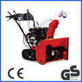 9HP CE approved QCT-190 Gas snow blower Loncin engine/CE and GS approved