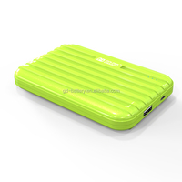 New!! portable power bank for mobilephones and PDA, high capacity 10000mAh