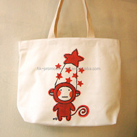 Alibaba China Manufacture cute pramotional cotton handbag /cotton tote bag / online shopping bag