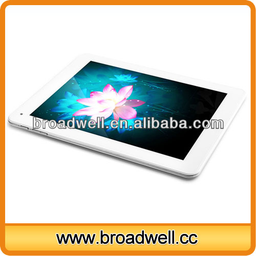"High Quality RK3188 Quad Core A9 1.6GHz 9.7"" Retina Screen 2048x1536 Android Tablet"