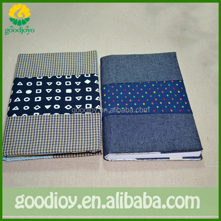 School stretchable fabric book cover