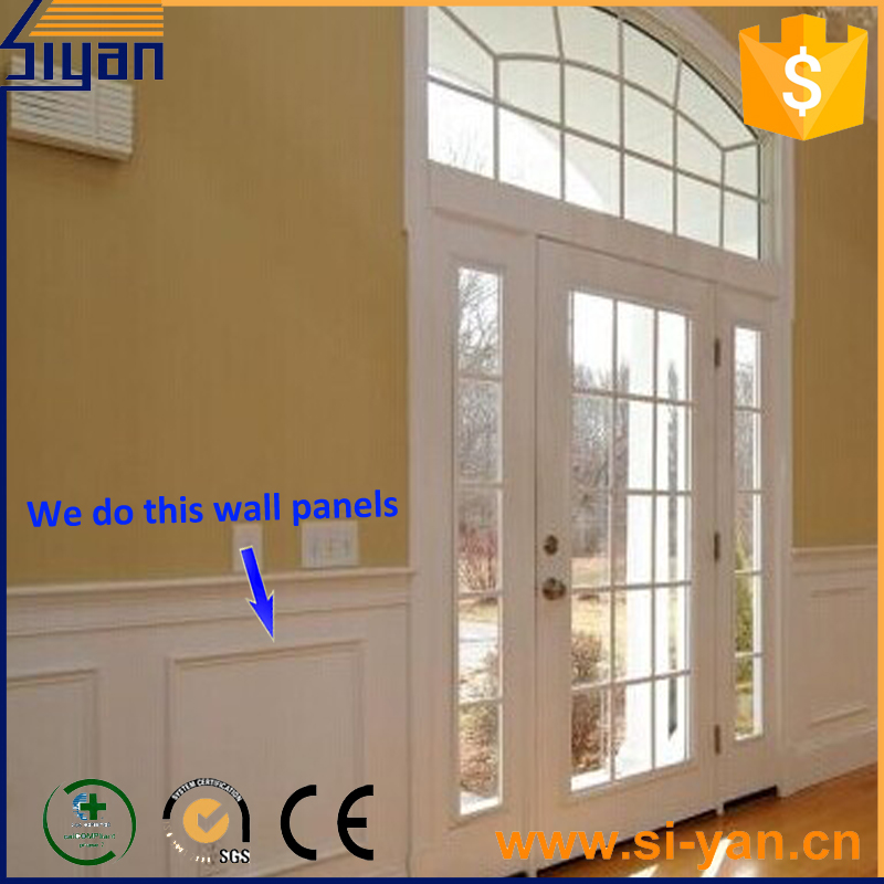 MDF home decoration 3d wall panel