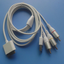 COMPOSITE AV Video Cable for IPAD 3 support ios 8