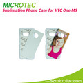 Sublimation Blank case for HTC One M9