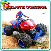 New arrival remote 2.4g 6 channel controlled monster car toys for kids