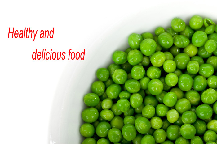 best canned green peas