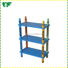 New customized size wooden wall shelf design