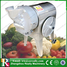 Vegetable processing machine, vegetable and fruit processing machine