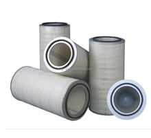 Industrial Hydraulic Oil Dust Filter Cartridge For Metal Dust