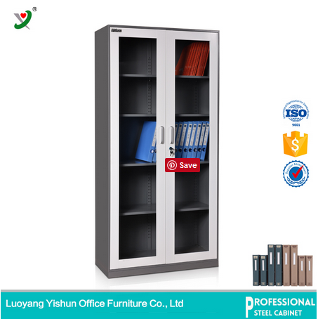 Top Selling Steel Office File Rack 5 Layers Metal File Cabinet File Lock Utility