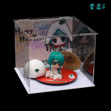 acrylic mini figures and dolls display stand