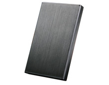 Aluminum hot selling 2.5 ethernet usb 3.0 to sata hdd external JMS578 2.5 hard drive enclosure