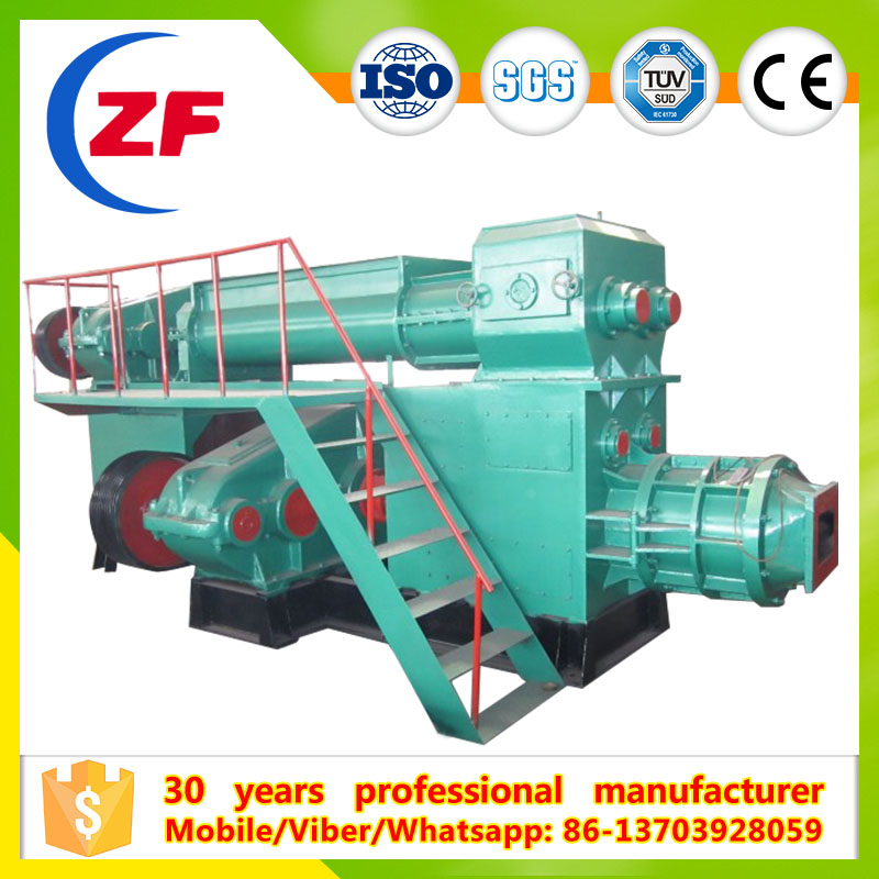 Industrial Electric Vacuum Fully Automatic Small Clay Brick Machine