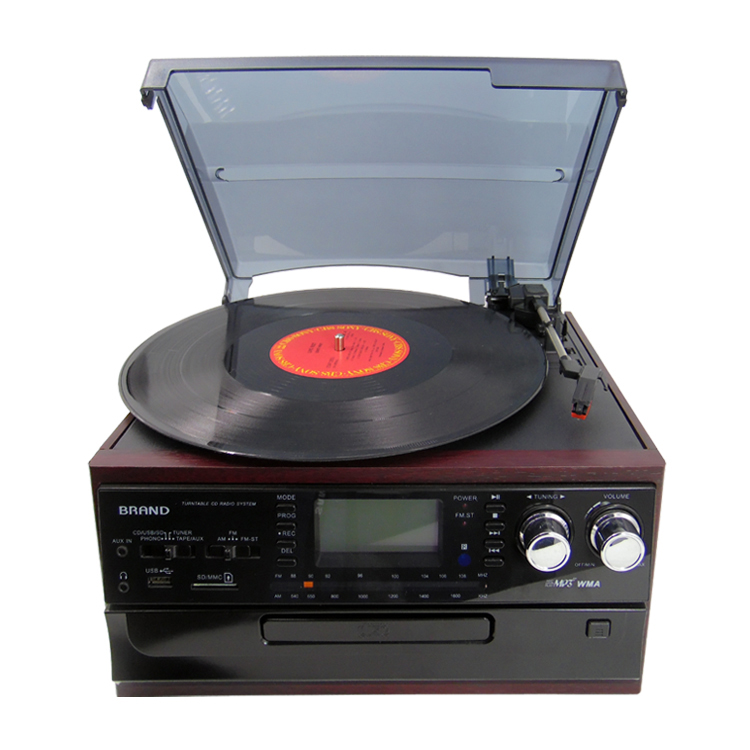 Retro usb vinyl turntable record player for sale