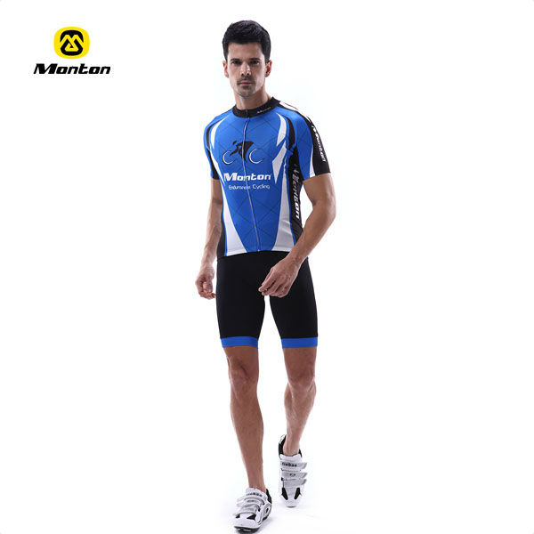 2013 MONTON Men's Cycling Shirts/Cycling Jersey with Sublimation Printing