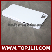 CE approved Sublimation printing phone case for iphone 5 Printable phone case