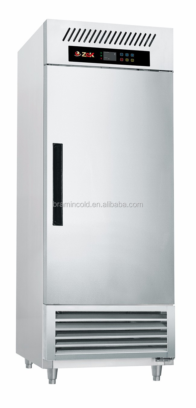 Food Chiller / Stainless Steel Industrial Fridge