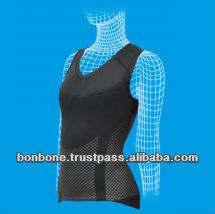 Compression Top, Muscle support, short sleeve, long sleeve, For athlete & Sport, Made in Japan