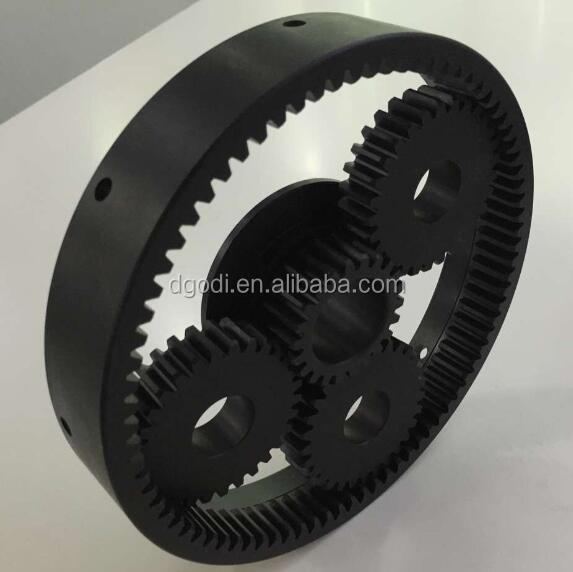 small pinion steel differential planetary gear