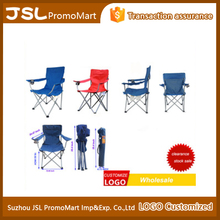 Portable camping chair foldable beach outdoor folding chair for fishing/BBQ/garden