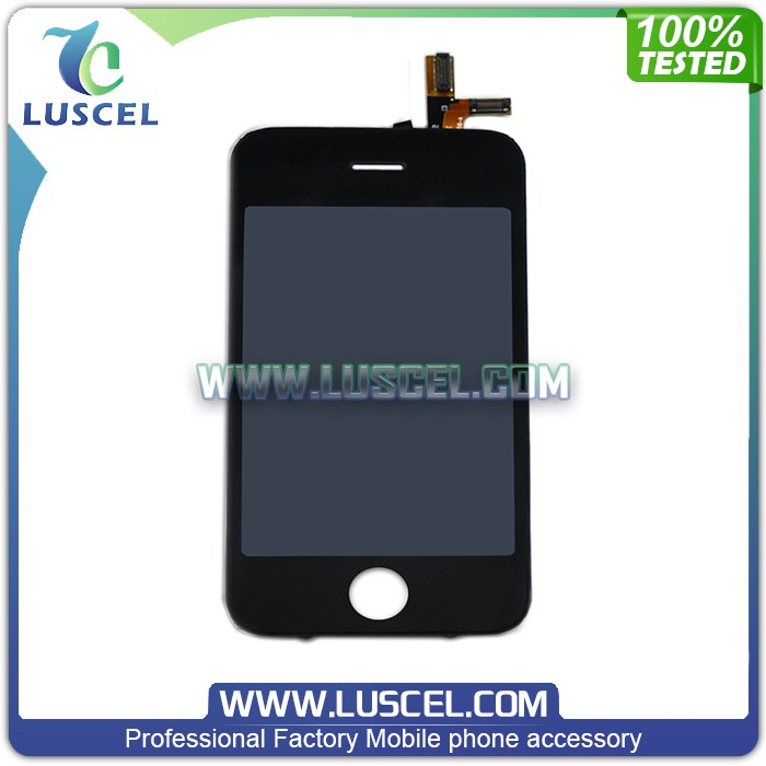 LC Hot mobile phone product LCD display for Iphone 3G,for iphone LCD, for iphone 3G LCD touch screen