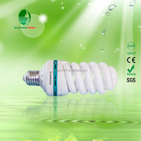 BV/ROHS/CE full spiral cfl lamp.bulb.energy saving lamp