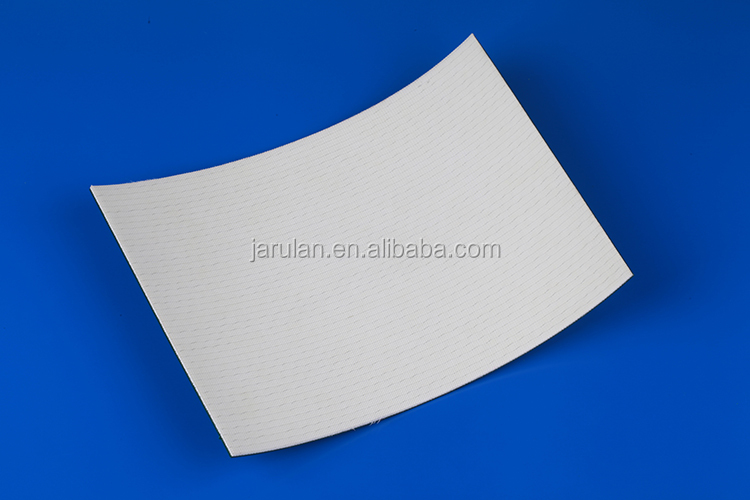 1.5mm 2 layer PVC conveyor belt for light duty loading
