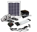 Solar light kit LED 10W