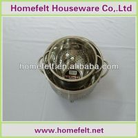 2014 hot selling stainless steel dinner plate