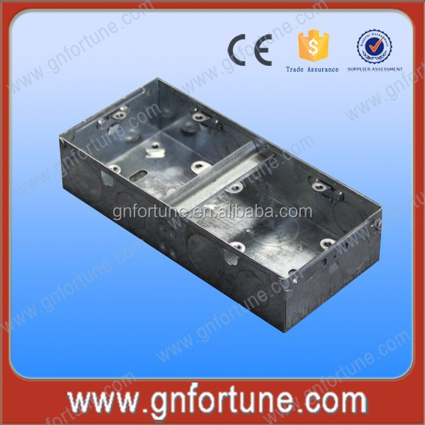 Galvanized Electric Metal Junction Box
