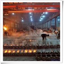 unbreakable forged alloy steel casting series