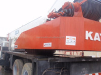 original Kato truck crane 50 Ton for sale, used 50t crane