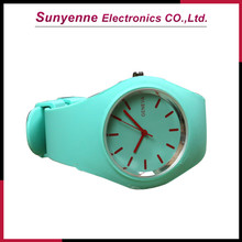 Unisex Design Digital LED Silicone Sports Wrist Watch For Women Men