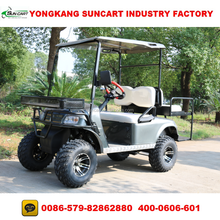 4 seater golf buggies for sale with rear sear,electric golf buggy made in china