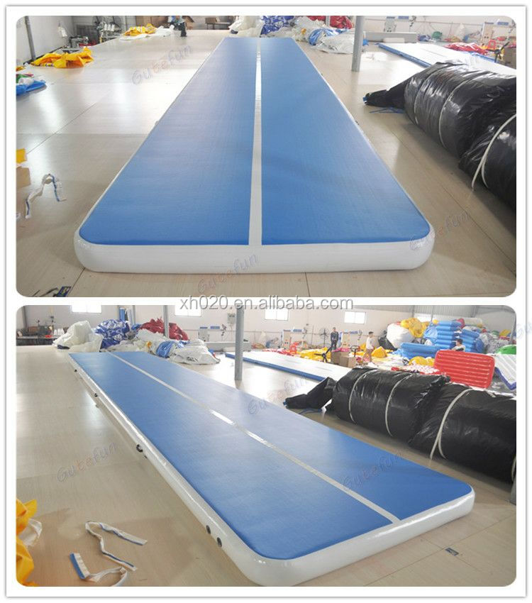 Hot sale Air track Floor Inflatable Tumbling Gymnastics mat