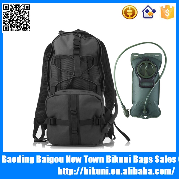 New fashion wholesale outdoor hiking rucksack climbing cycling military hydration backpack