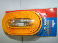 Auto Emergency Safety Kits 3 Tons 5 Tons Towing Rope for Auto