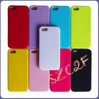 Best selling Soft Gel TPU e Case for iPod Touch 5 6 Touch5 Touch6