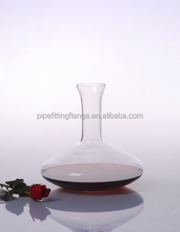 Tasteful Glass Decanter Wine sober