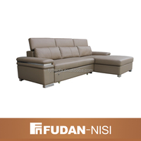 2016 new design l shaped sofa sets old furniture from China