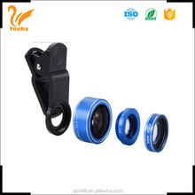 High quality fish eye lens smartphone