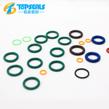 Sealing parts manufacturers as568 neoprene/cr rubber o ring