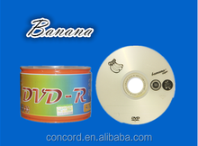 GuangZhou factory wholesale blank disk DVD R