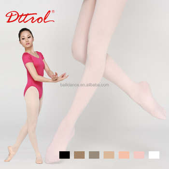 D004819 Dttrol Nylon Footed Stockings World