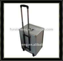 Aluminum Trolley Case for watch RZ-LGX-02