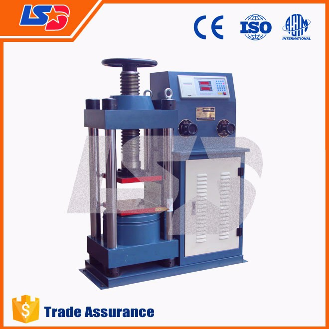 LSD TSY-2000 Material Construction Testing Equipment For Sale