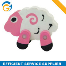 Cute Sheep Shaped Pencil Eraser,Cartoon Eraser