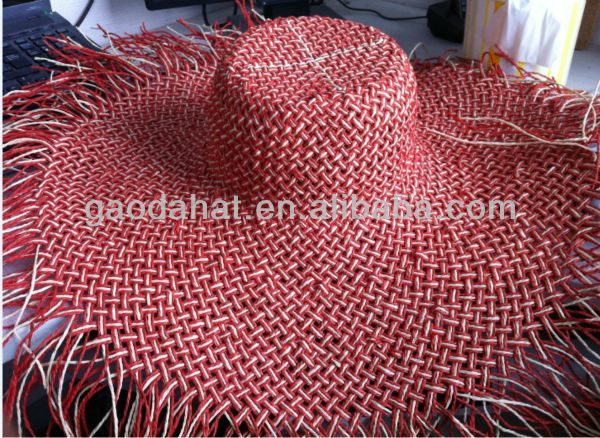 Hot selling Chinese Paper knit hat body